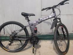 Продам велосипед новый складной корейский доставка
