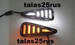 Ходовые огни. Toyota Camry, ASV50, ACV51, AVV50, ASV51, GSV50