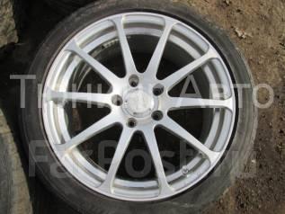 Колеса Kreuzer SeriesX с резиной 215/45R17 лето. 7.5x17 5x114.30 ET45