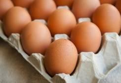 Яйца.