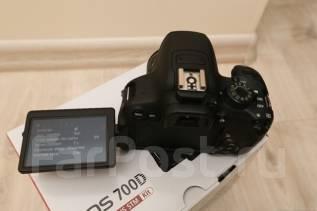 Canon EOS 700D. 20 и более Мп, зум: 5х