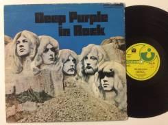 ДИП ПАПЛ / Deep Purple - IN ROCK - 1970 DE LP виниловая пластинка
