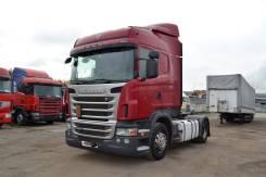 Scania. Седельный тягач scania R420, 11 705 куб. см., 11 040 кг.