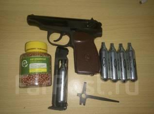 Срочно продам пневматический пистолет
