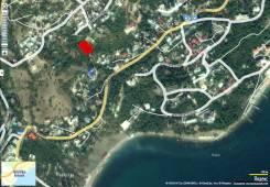 Продам видовой земельный участок. 1 000 кв.м., собственность, вода, от частного лица (собственник)