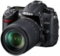 Nikon D7000 Kit. 15 - 19.9 Мп, зум: 10х
