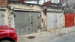 Гаражи капитальные. улица Днепровская 20а, р-н Столетие, 28 кв.м., электричество. Вид снаружи