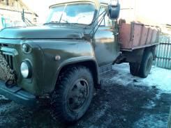 ГАЗ 52-01. Продам газ 5201 самосвал, 3 500 куб. см., 3 998 кг.