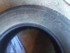 Bridgestone Dueler H/T D684. Всесезонные, 2014 год, износ: 30%, 5 шт