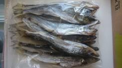 Рыба Корюшка зубатка вяленная