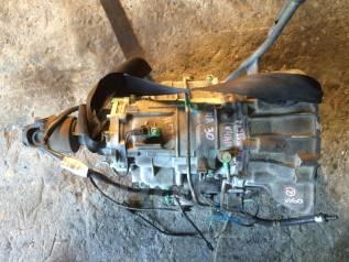 Автоматическая коробка переключения передач. Mitsubishi Pajero Mini, H58A Двигатель 4A30