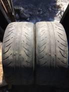 Dunlop Direzza ZII. Летние, 2013 год, износ: 40%, 2 шт