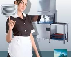 Мойщик посуды. Посудница. Улица Лазурная