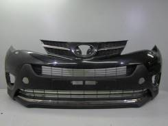 Решетка бамперная. Toyota RAV4. Под заказ