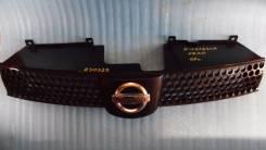 Решетка радиатора. Nissan Lafesta, NB30