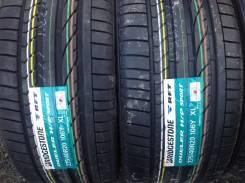 Bridgestone Dueler H/P Sport Run Flat. Летние, 2016 год, без износа, 4 шт