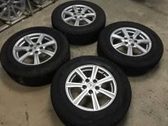 Toyota. 6.5x16, 5x114.30, ET38, ЦО 60,1мм.