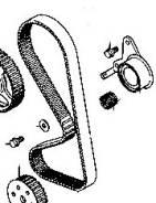 Ремкомплект системы газораспределения. Mitsubishi: Chariot, Bravo, Minica Toppo, eK-Wagon, Minica, Toppo BJ Wide, Pajero Mini, Delica, Town Box, Stari...