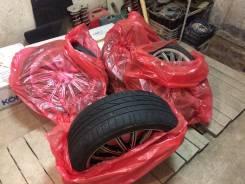 Bridgestone Potenza RE050A. Летние, 2012 год, износ: 20%, 4 шт