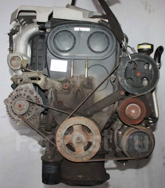 Двигатель в сборе. Mitsubishi: RVR, Galant, Legnum, Aspire, Carisma