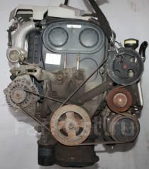 Двигатель в сборе. Mitsubishi: Legnum, Galant, Aspire, Carisma, RVR Двигатель 4G93