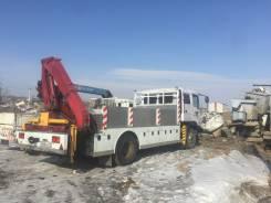Kia Granto. Продаётся грузовик с краном манипулятором, 10 000 куб. см., 8 000 кг., 11 м.