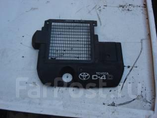Крышка двигателя. Toyota Land Cruiser Toyota Land Cruiser Prado, KDJ120