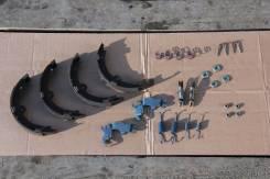 Колодка стояночного тормоза. Lexus LS430, UCF30 Toyota Celsior, UCF30, UCF31 Двигатель 3UZFE