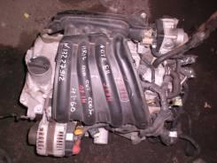 Двигатель в сборе. Nissan: Cube, March, AD, Tiida, Note, Wingroad Двигатель HR15DE