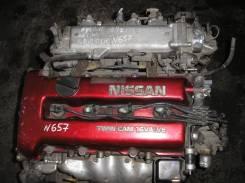 Двигатель в сборе. Nissan Primera, FHP10, HP10, P10E, P10 Двигатель SR20DE