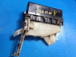 Крышка блока предохранителей. Nissan Sunny, FB15, B15, FNB15