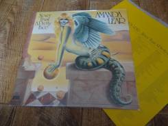 "Amanda LEAR – ""Never trust a pretty face""(1978), made in Germany"