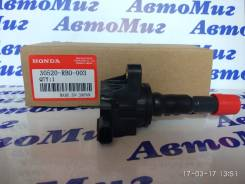 Катушка зажигания. Honda: City, Jazz, Civic, Fit, Freed Двигатели: L13Z1, L15A7, L12B1, L12B2, L13Z2, K20Z4, R18A2, N22A2