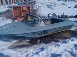 Казанка-5М. двигатель подвесной, 30,00л.с., бензин
