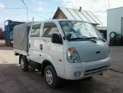 Kia Bongo. Продам грузовик-фермер 4WD KIA Bongo 2008г, 3 000куб. см., 1 000кг.
