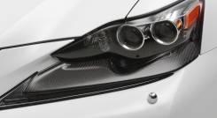 Накладка на фару. Lexus IS250 Lexus IS200t. Под заказ