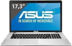 "Asus. 17.3"", 2,0ГГц, ОЗУ 8192 МБ и больше, диск 2 000 Гб, WiFi, Bluetooth, аккумулятор на 2 ч."
