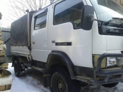 Nissan Atlas. Продаётся грузовик , 3 000 куб. см., 1 250 кг.