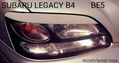Накладка на фару. Subaru Legacy B4, BE5 Subaru Legacy, BE5