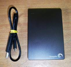 Внешние жесткие диски. 1 000 Гб, интерфейс USB