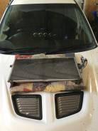 Радиатор кондиционера. Mitsubishi Lancer Evolution, CP9A Двигатель 4G63T