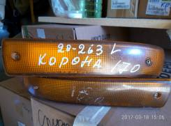 Поворотник. Toyota Corona, AT171, AT175, AT177 Двигатели: 4AF, 4AFE