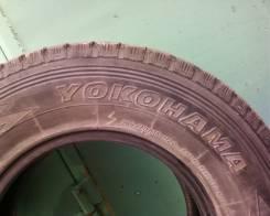 Yokohama Geolandar I/T. Зимние, без шипов, износ: 50%, 4 шт