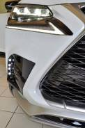 Накладка на фару. Lexus NX200t Lexus NX200 Lexus NX300h. Под заказ