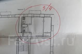 2-комнатная. частное лицо, 42 кв.м.