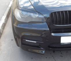 Накладка на фару. BMW X5, E70