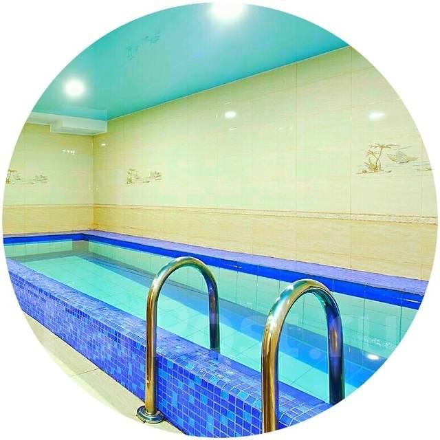 Сауна Наша Банька. Большая парилка, бассейн, караоке. Вам понравится