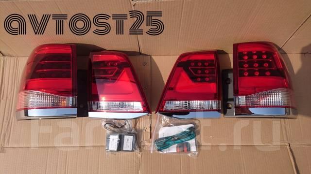 Стоп-сигнал. Toyota Land Cruiser, VDJ200, UZJ200W, GRJ200, UZJ200