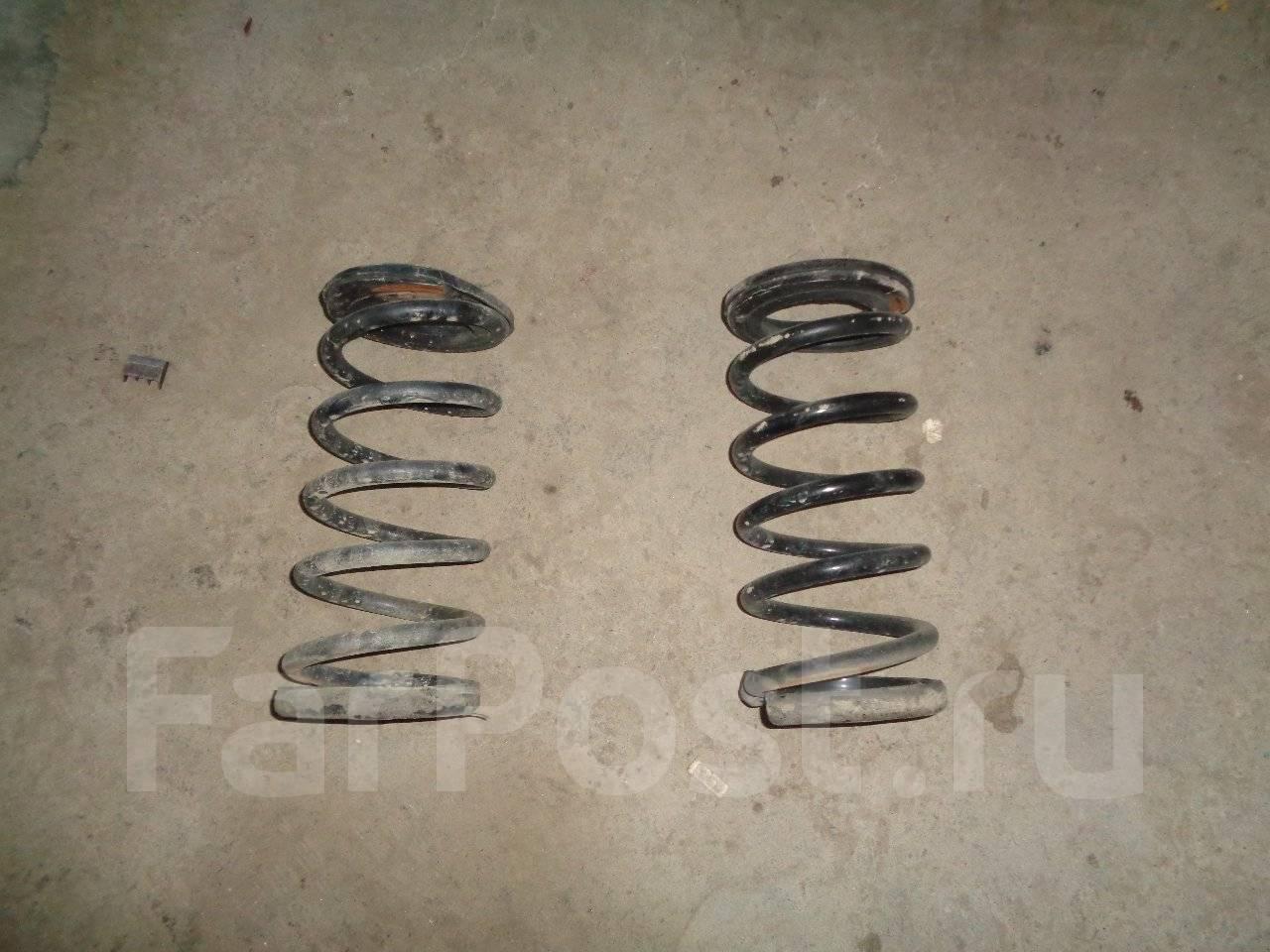 диаметр прутка пружины задней mitsubishi rvr