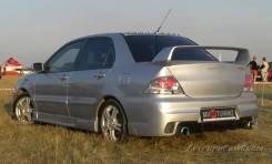 Задний бампер Mitsubishi Lancer 9 ings Extreem